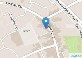 Whittuck Taylor & Caines - OpenStreetMap