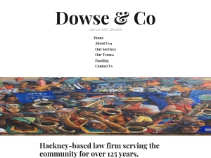 http://www.dowse.co.uk
